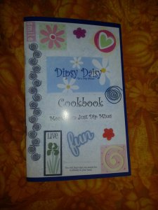 DIPSY DAISY COOKBOOK 1