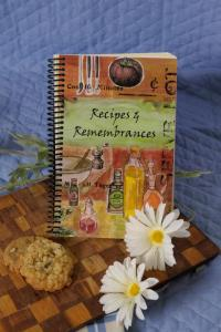 Recipes and Remembrances Cookbook